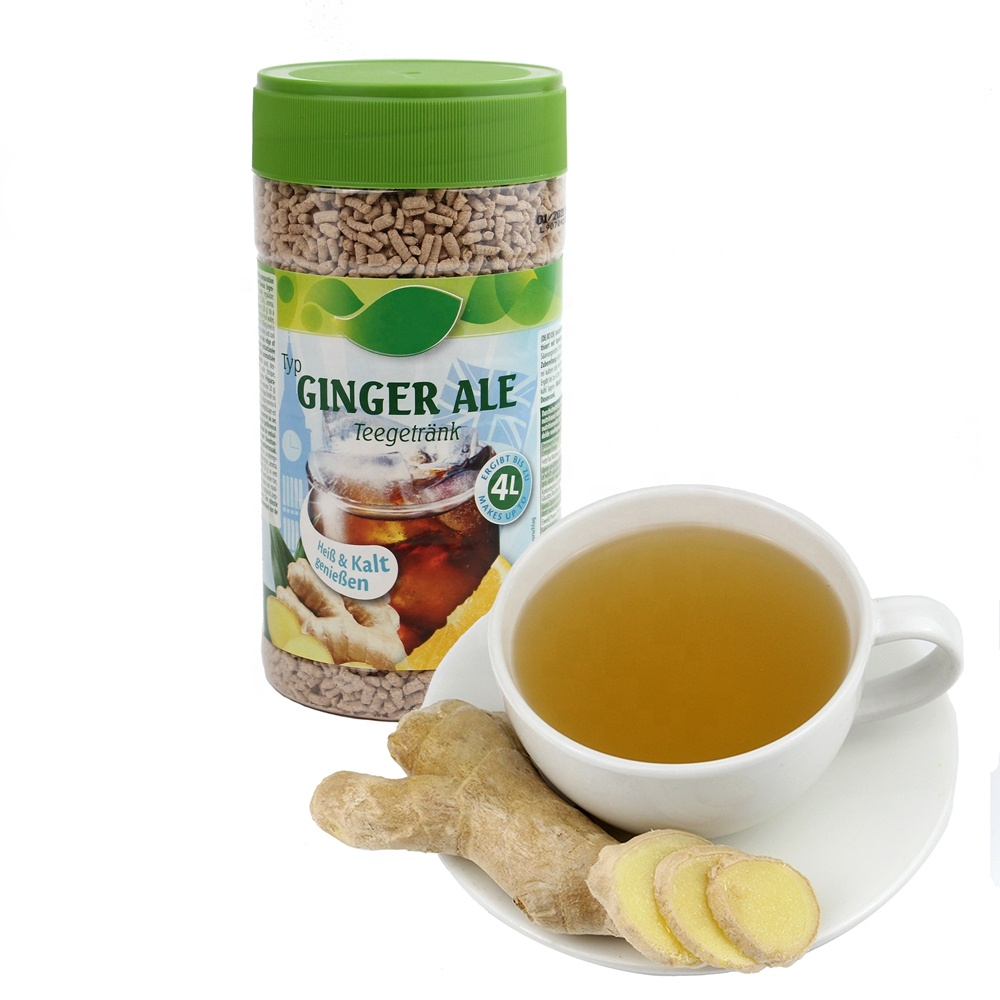 Instant Honey Ginger Drink,400gx24pkts/ctn OEM,Ginger Tea with Honey 1924 - 4uTea | 4uTea.com