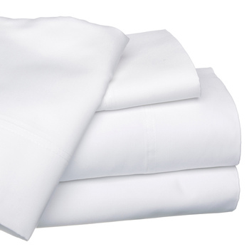 luxury cotton hotel and hospital bed sheet white flat sheet