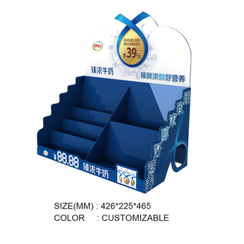 Manufacturer New Products Acrylic Plastic Display Table Stand For Check-Out Counter Retail