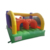 Red Blue Yellow Inflatable Obstacle Course Bounce House Wipeout Bouncer Inflatable Challenge Game For Kids
