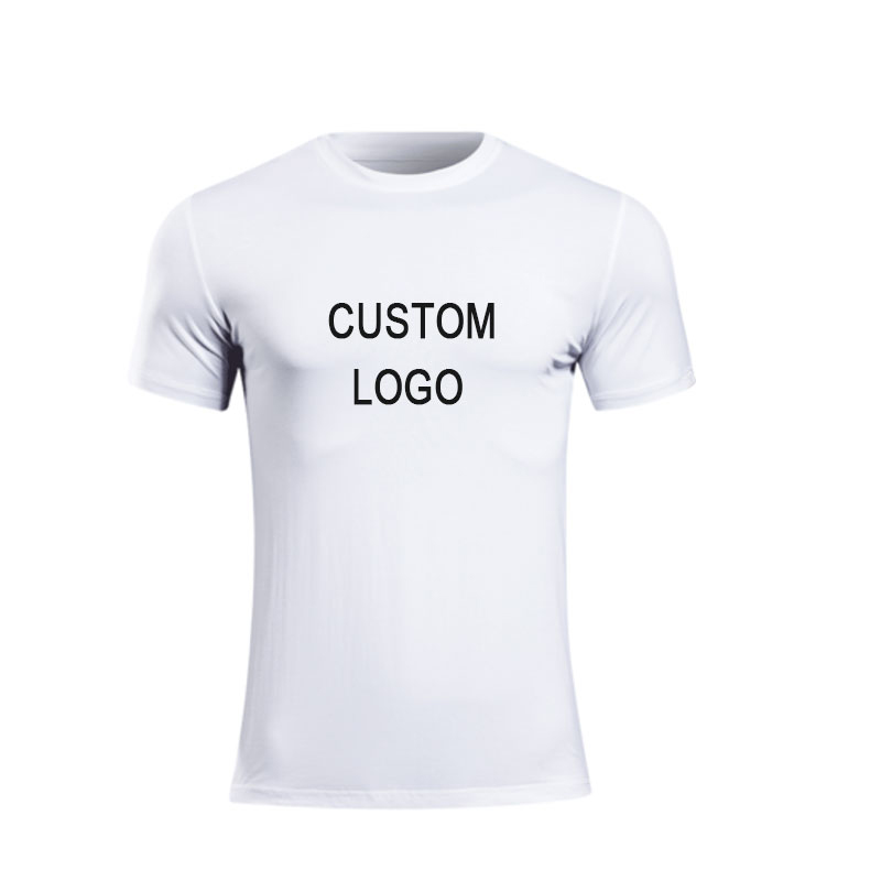 Cheap Price $1.3 Custom LOGO Printing Plain White T shirts for <strong>Men</strong>/Wemen