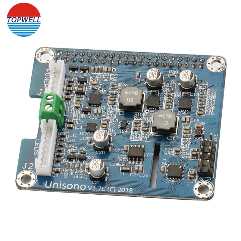 Fornitori Custom Industriale Allarmante Metal Detector Elettronico Led Mouse Del Computer della Scheda Madre Design della tastiera Circuit Board PCB