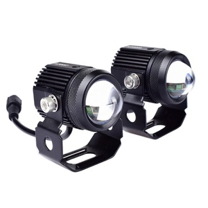 Factory Outlet Mini Led Working Driving Headlight Drive Lamp Fog Light H4 H6 T19 High Low Beam for Motorcycle ATV SUV Tractor M1