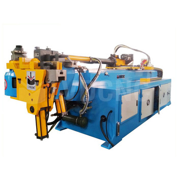 Hydraulic Stainless Steel Round Pipe Square Tube Benders Pipe Bending Machine