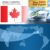 fast delivery logistics company international shipping company to Canada