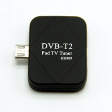 <span class=keywords><strong>ATSC</strong></span> DVB-T2 Dongle Receiver HD Digital Android Ponsel TV Tuner Receiver