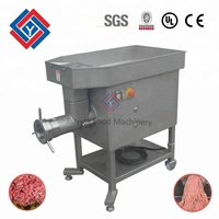 Large High Quality 304 Stainless Steel Electric Meat Mincing Machines