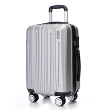 Abs pc hard shell trolley laptop bagage, tassen/abs koffer