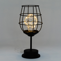 Nordic Style Simple Modern Room Decoration Iron Art LED table Lamp,Decorate Art Lamp for table