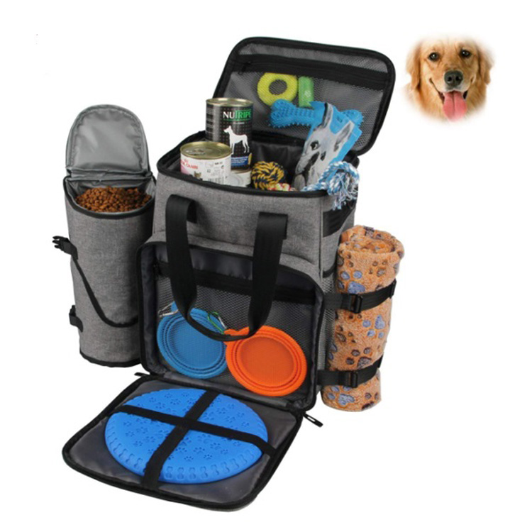 Osgoodway BSCI Factory Custom Soft Sided Breathable Dog Carrier Tote Bag Pet Carry Bag
