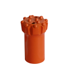 High quality T45,76mm rock button drill bits thread button bits