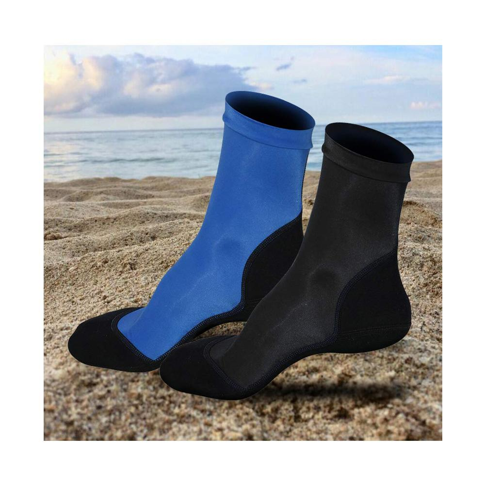 Sun Protection Socks For Beach Volleyball Sand Soccer Rafting Sailing Kayaking Fins Socks For Swimming Scuba Diving Buy Neoprene Beach Shoes Neoprene Swim Socks Sun Protection Socks Product On Alibaba Com