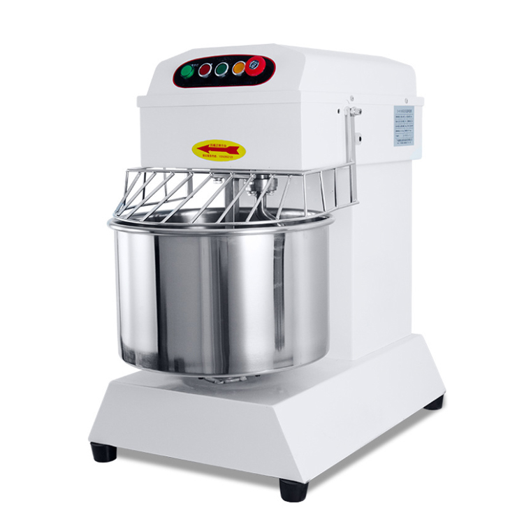 Automatic commercial dough mixing machine spiral dough mixer WT/8613824555378