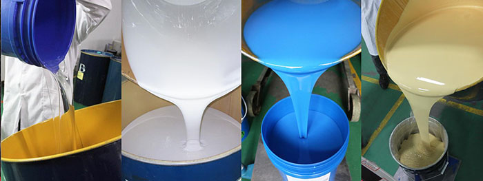Wholesale liquid silicone rubber for plaster GRC high duplication times moulding liquid silicone rubber