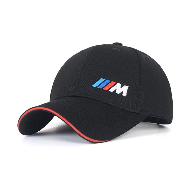 Hommes mode coton voiture logo M performance casquette de Baseball chapeau pour bmw M3 M5 3 5 7 X1 X3 X4 X5 X6 330i Z4 GT 760li E30 E34 E36 E38