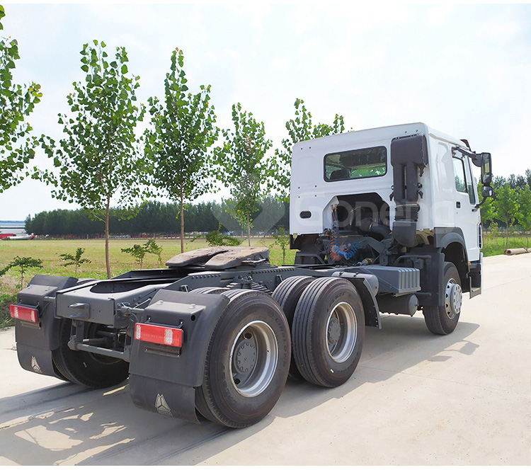 honest factory direct sell used sino tractor truck sinotruk howo head 6x4 for sale
