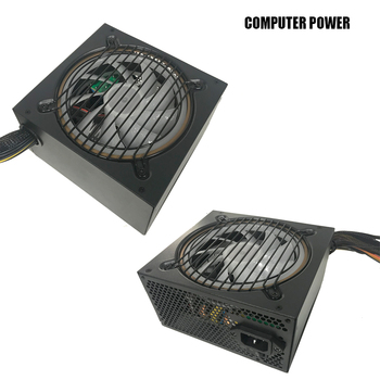 customize Good Quality 600W gaming computer power supply factory