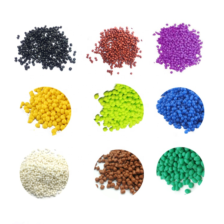 Hardness From 10A To 75A Modified Thermoplastic Elastomer TPE Granule