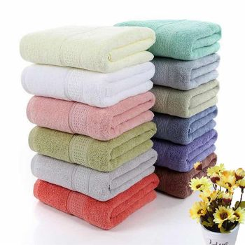 Face towels cheap price 100% cotton towel wholesale to singapore