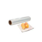 PE Jumbo Film Roll Packaging Wrap Rolls Transparent Film For Food