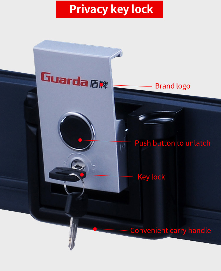 Guarda Latest fire waterproof safe supply for company-8