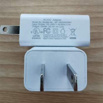 2020 New Arrival Supercharger 5V 2.4A 5V 2A Quick Charge Slim USB Charger for iPhone 12 for iPad for Samsung S10 S20