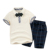 New fashion toddler clothing clothes manufacturer boy's clothing sets