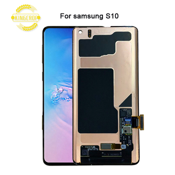 Hot Sell For Samsung Galaxy S5 S6 S7 S8 s9 S10 Touch screen LCD Display Digitizer Replacement s5 s6 s7 s8 s9 s10 lcd screen