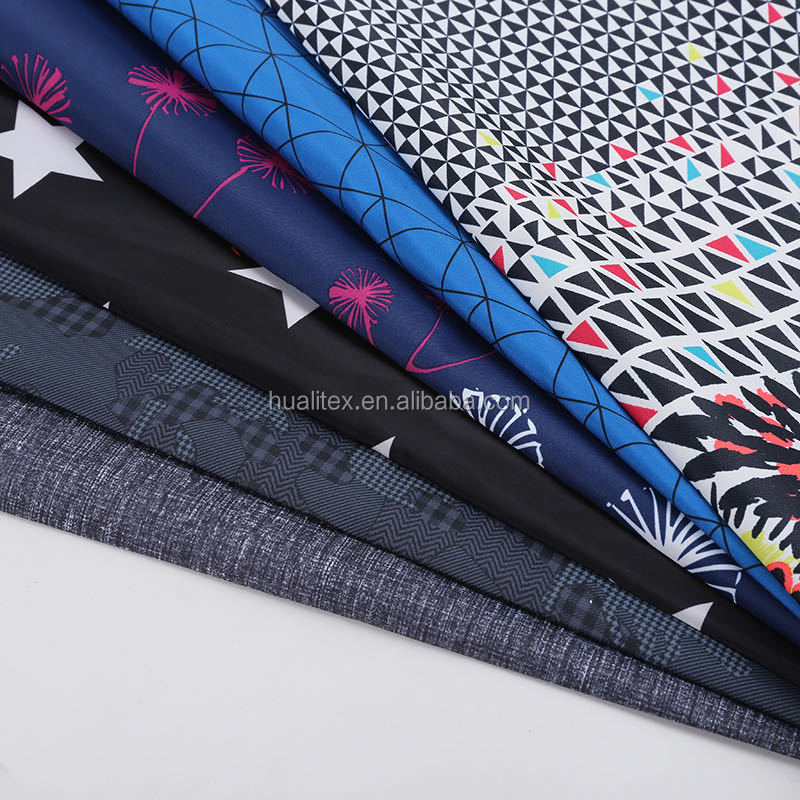 Chinese Supplier coated and printing joann oxford fabric ms for bags, tent, luggage