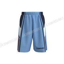 Männer Custom Basketball Sublimation Uniform Shorts Reversible Basketball Uniformen