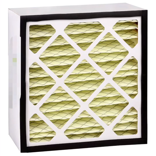 F8 air filter for air condition ventitation system