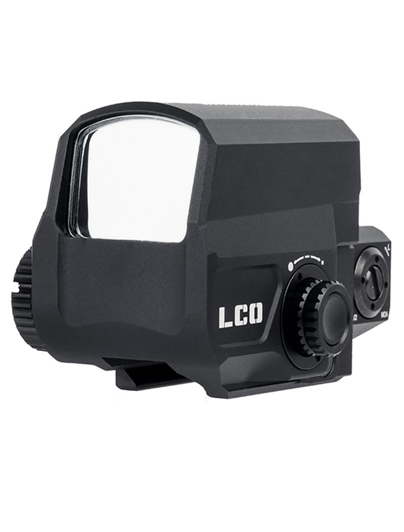 MZJ LCOเล็งปืนไรเฟิลDot Sight & Green Dot,ปืนอัดลมอาวุธปืนนำแสงสีแดงพร้อม1 MOA Dot Red
