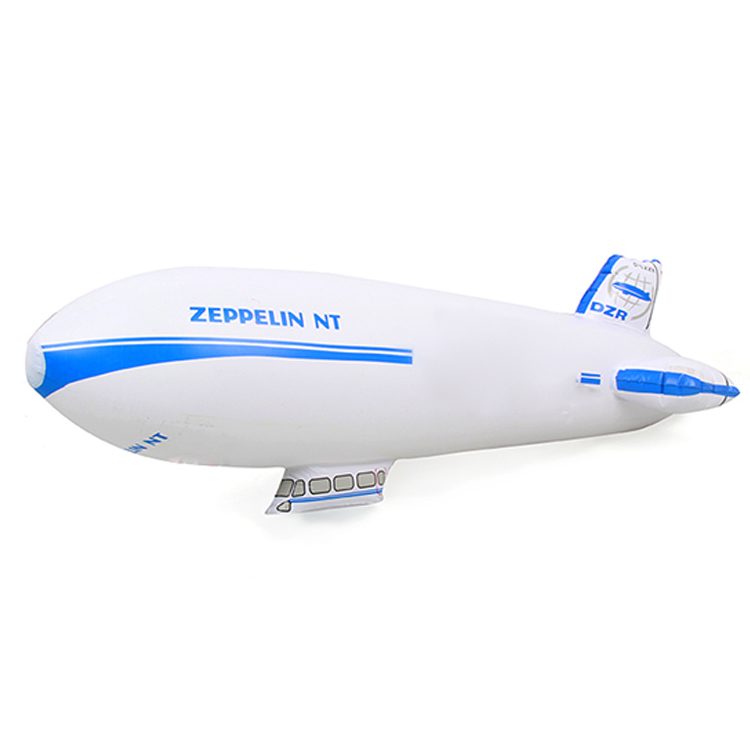 Factory Customization Inflatable 80cm Led Airship Promotional Items Gift Advertising