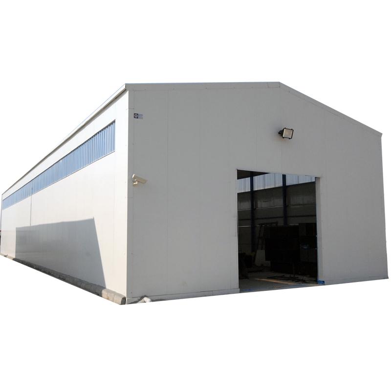 Prebuilt Cheap Flexible Steel Structure Warehouse On Sale In Algeria/Bengal/Chile/Colombia/Ecuador/Kazakhstan/Malaysia