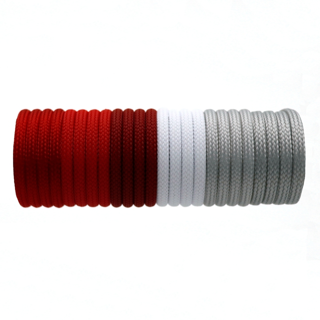 55 Colors 4mm PET Braided Expandable Cable Sleeve