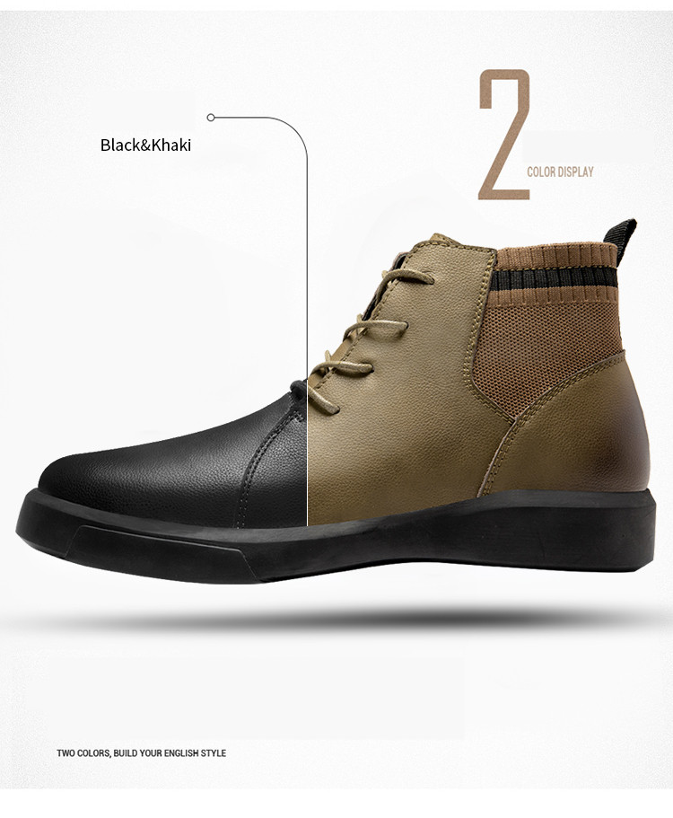 italian new styles fashion winter genuine leather men's casual shoes made in china new model stylish suede shoes men