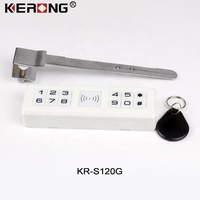 KERONG Smart Digital Door Lock Sliding Glass Door Lock