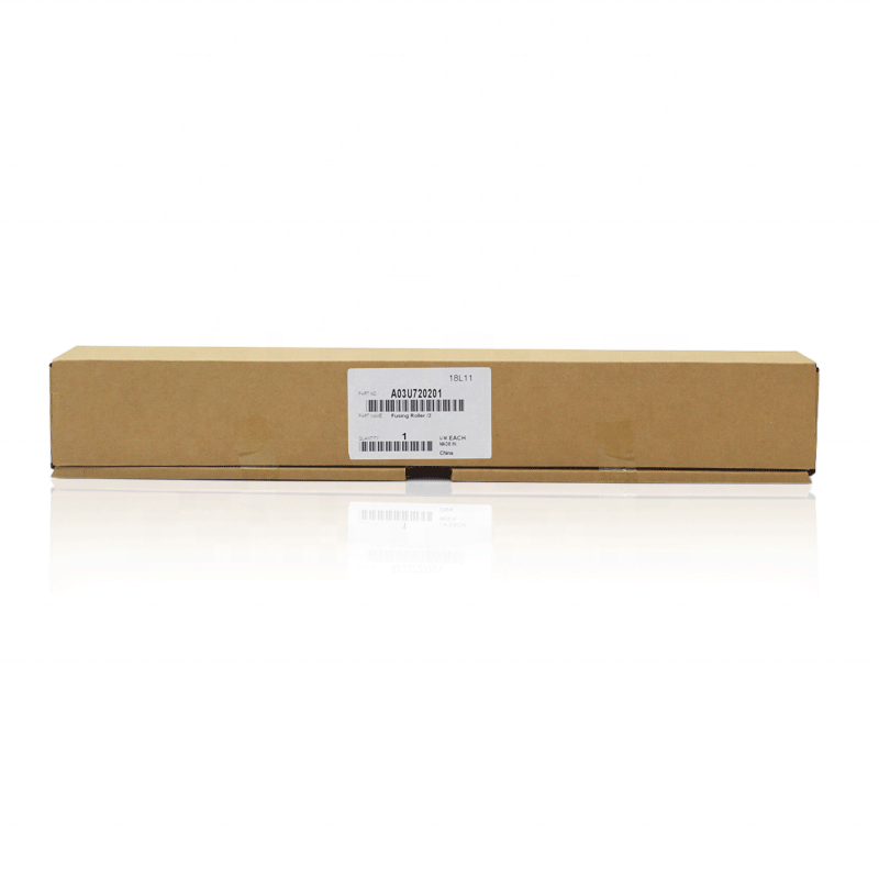 Original Fuser Roller for Konica Minolta Bizhub Pro C7000 C6000 C6500 C6501 fuser drive roller