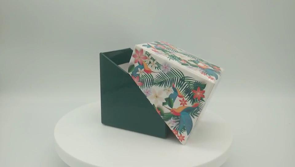 Custom Logo OEM Factory Carton Luxury Packaging Watch Packaging Paper Box for Gift