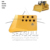 8E4198&8E4199  bulldozer spare parts cutting edge and end bit for D10N