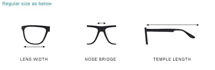 พร้อมสต็อก Luxe Endpiece อัญมณีโมเสคคุณภาพสูง Lady โลหะ Neostyle แว่นตา