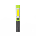 Trending 2020 double light color strong magnet in the tail adjustable mini torch pen light led