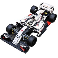 Compatible with Lepining City Technic The Formula one F1 Racing Car Set Model Kit Building Blocks Bricks Toys For Children Gifts