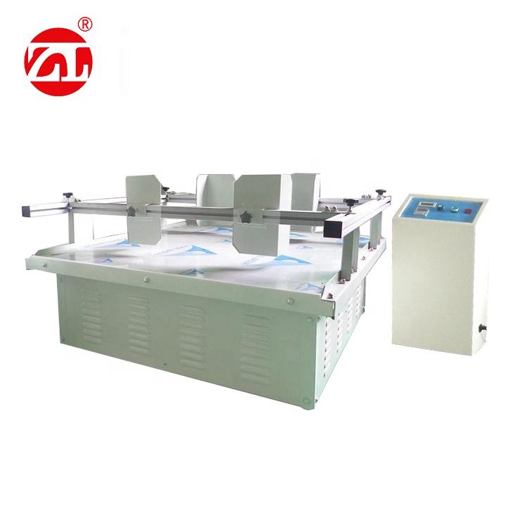 ZL vibración Simulador de mesa de vibración de la máquina de prueba de equipo