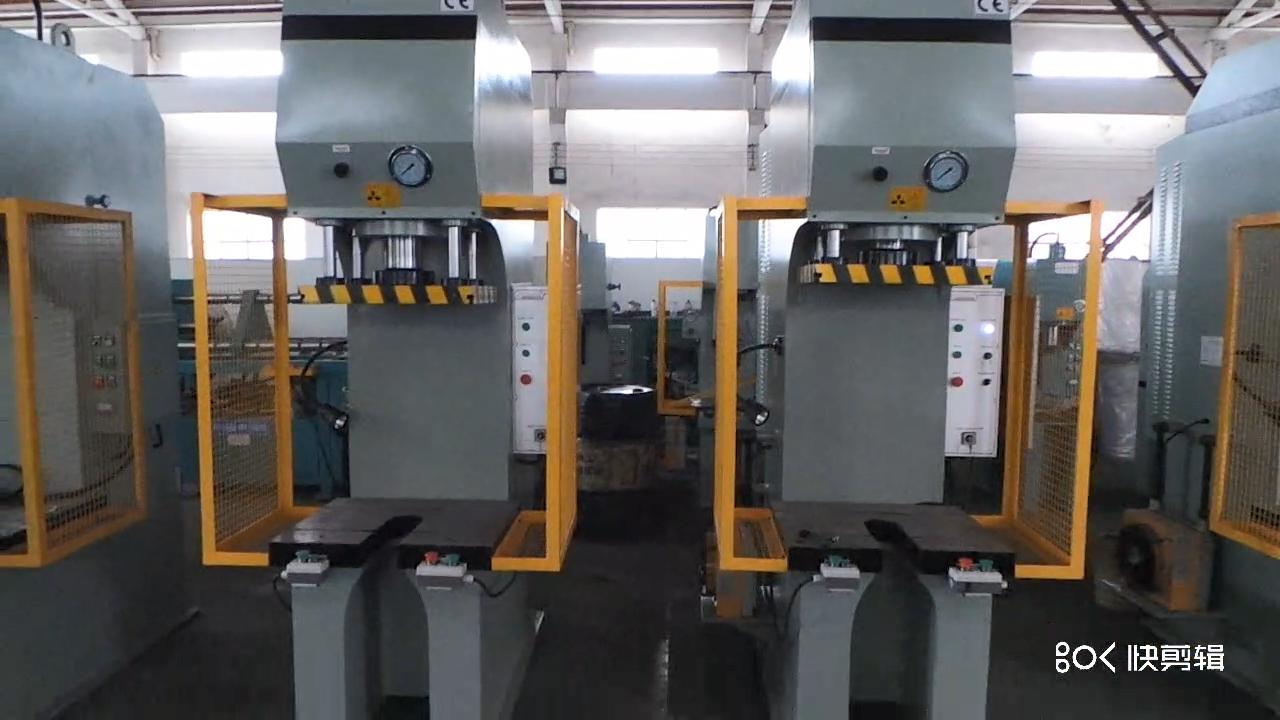 40ton alluminio stampaggio pressa idraulica per pentole