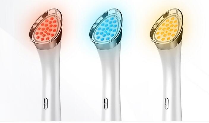 Factory Directly Red Light and Blue Light PDT Led Light Therapy Machine for Face