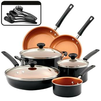 Durable home daily Cooking nonstick  kitchen pots and pans