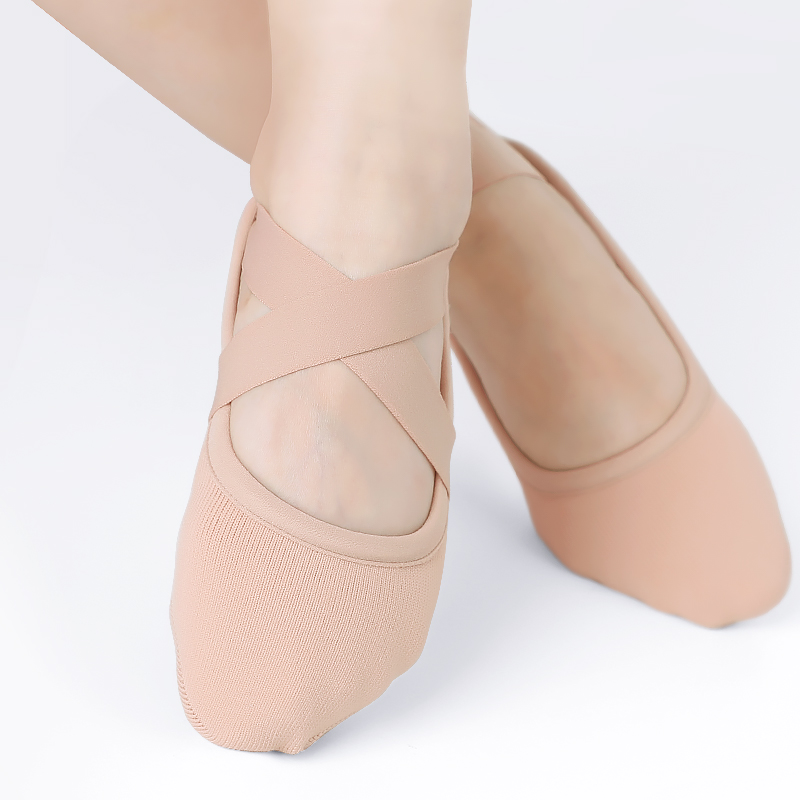 Super Stretchy Ballet Shoes Dance Slippers