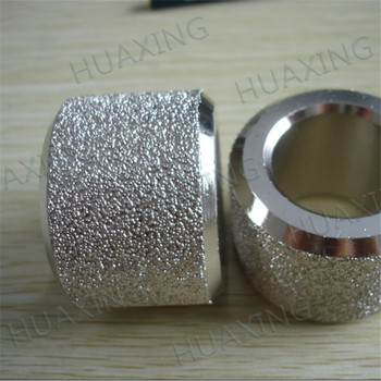 Vacuum Brazed Carbide Bush Hammer for grinding