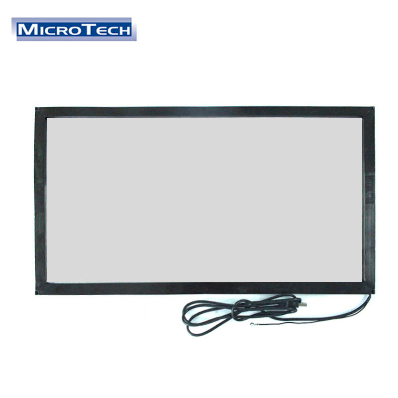 Factory Direct Sales USB/RS232 Interface 20 Point 23.6 inch Infrared IR Multi Touch Screen